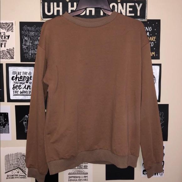SOLD🦋🇯🇵 VINTAGE tan sweater